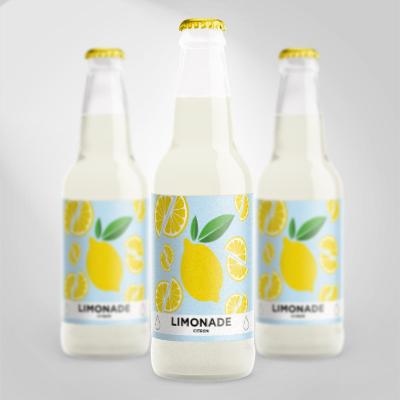 Limonade artisanale au citron BRASSERIE DU VENASQUE - PAYS DE LUCHON
