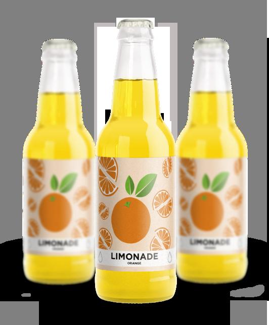 Limonade artisanale à l'orange BRASSERIE DU VENASQUE - PAYS DE LUCHON